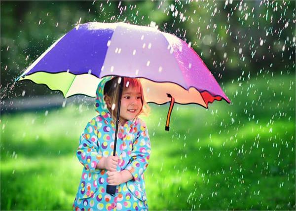 monsoon  children  diet  immunity