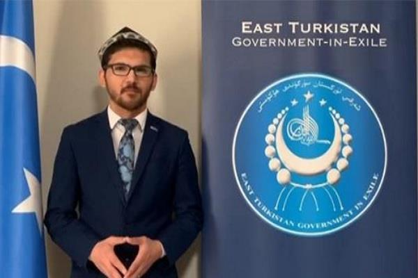 east turkistan wishes india independence day