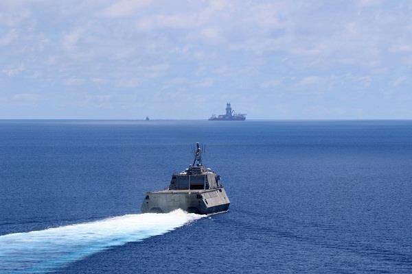 malaysia south china sea