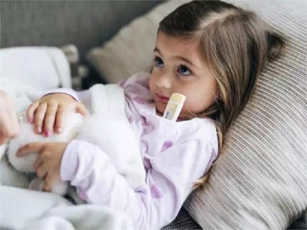 children these symptoms corona