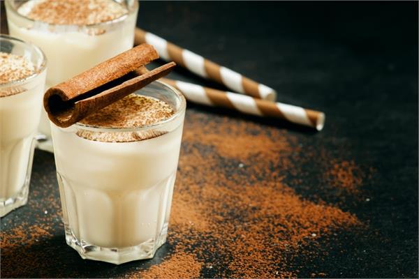 cinnamon milk benefits
