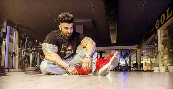 national bodybuilder satnam khattra