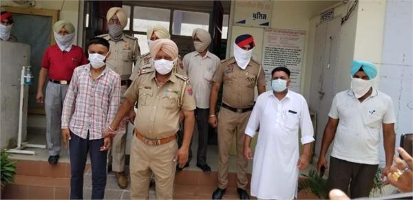 one man arrested sultanpur lodhi