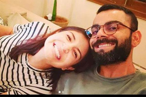 anushka sharma harass captain kohli