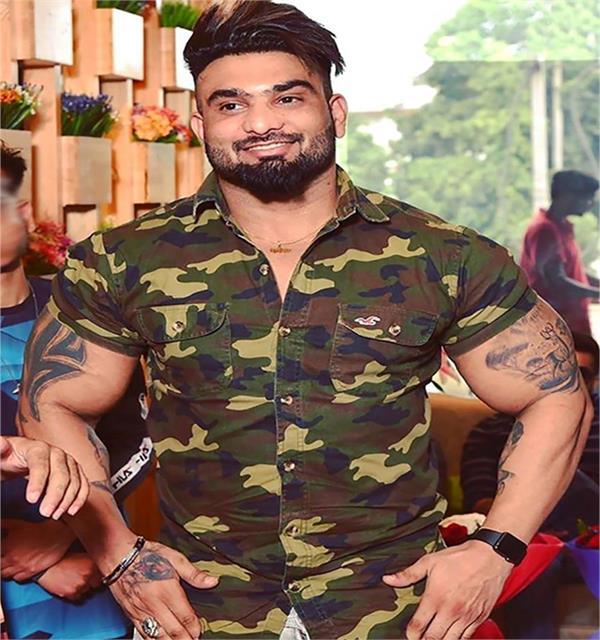 famous bodybuilder  satnam khattra  died