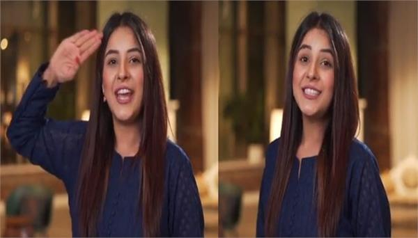 shehnaaz gill dance on ye desh hai veer jawaanon ka video viral on internet
