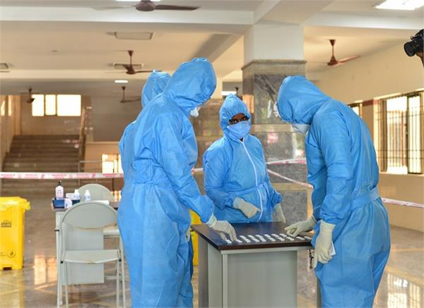 corona epidemic  amritsar  patient