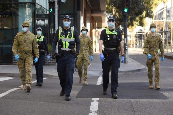 australia curfew new cases