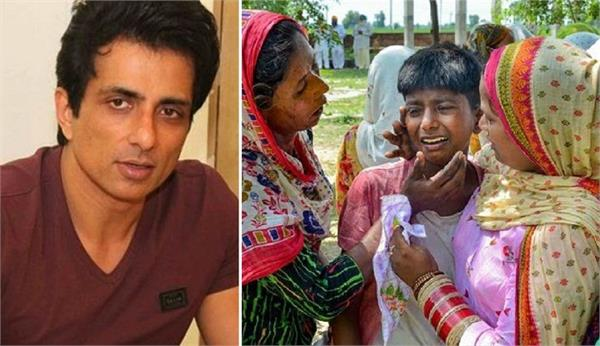 lost parents to liquor tragedy kids find saviour in sonu sood