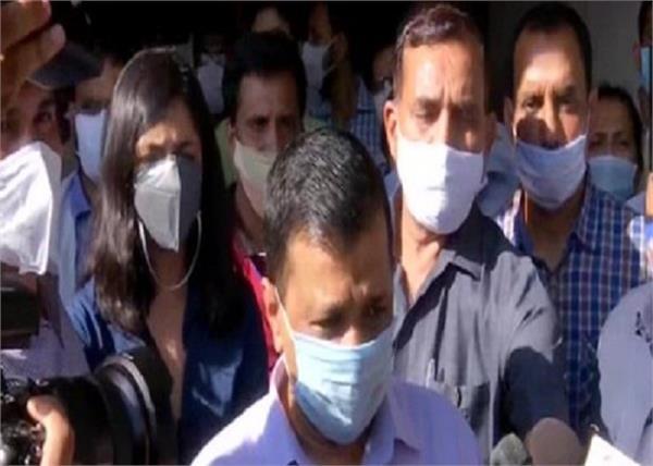 delhi child rape aiims arvind kejriwal punishment