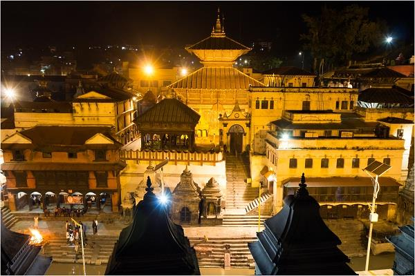 covid 19  nepal  s pashupatinath temple misses indian tourists