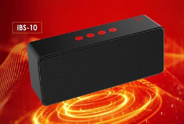 itel aunched ibs 10 bluetooth speakers
