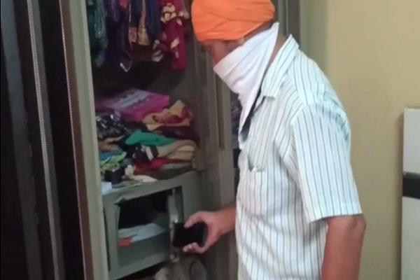 thieves target jalandhar  s shastri nagar  second incident in 24 hours