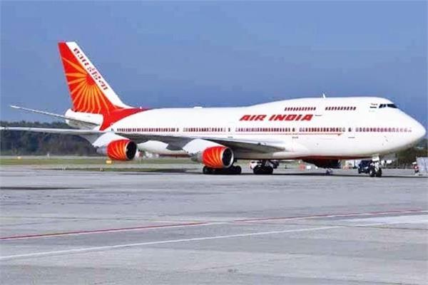 air india seat booking