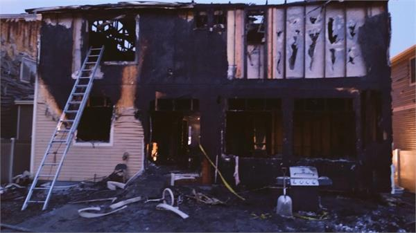 evidence of arson in green valley ranch fire 5 dead