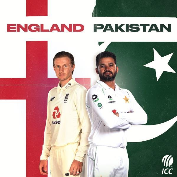 england pakistan test series