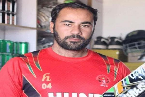 afghanistan  s junior cricket coach banned for 5 years for fixing