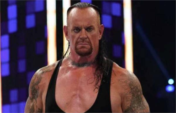 the wwe undertaker