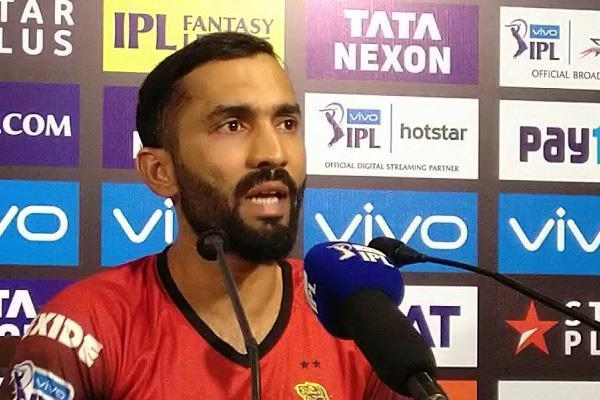 ipl 2020  karthik reveals how it feels to be out at   zero