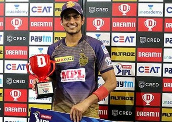 shubman gill told  what was happening with morgan during the match
