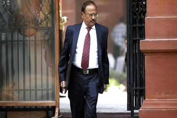 ajit doval reviewed china india