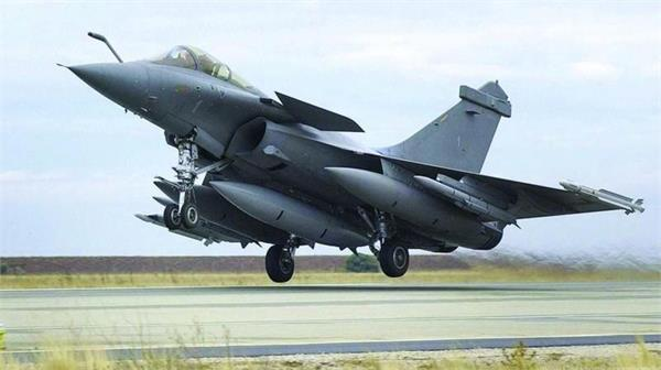 france hands over 5 more rafale fighter jets to india