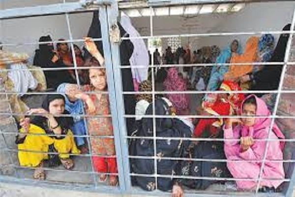 pakistan jail women ngo