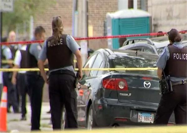 chicago  labor day  shooting  10 people  death