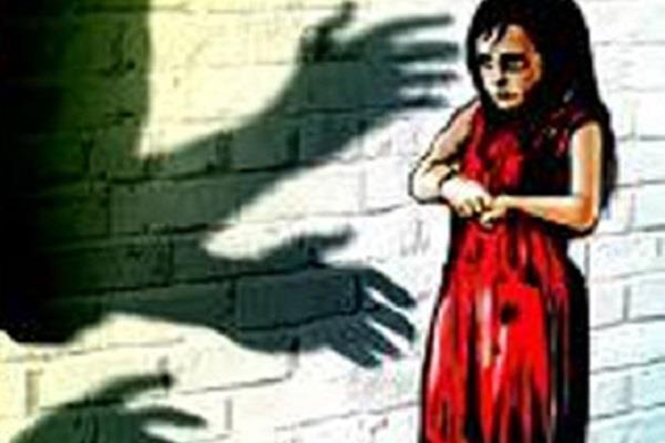 rape with little girl
