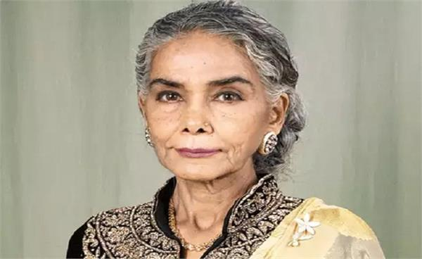 badhai ho actress surekha sikri mumbai criticare hospital
