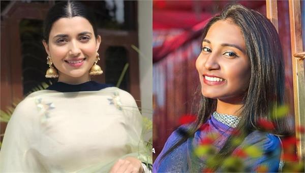 nimrat khaira praised poonam kandiara songs