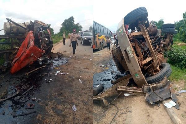 four killed nigeria car crash