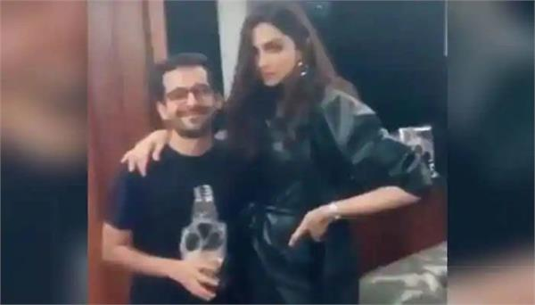 drugs case video of deepika having fun at karan johar