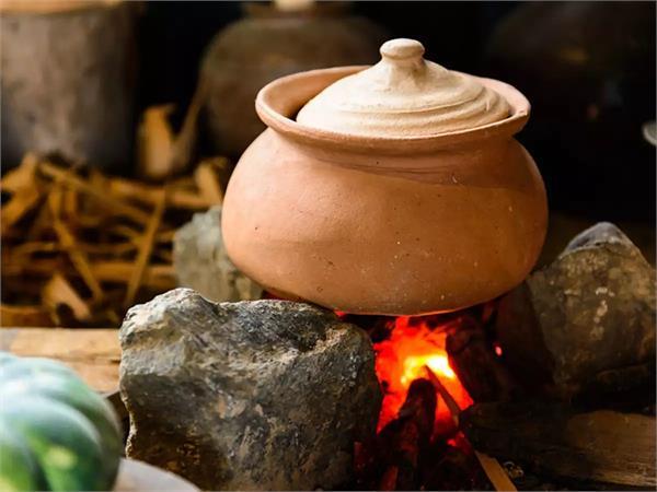 clay utensils food cooking healthy benefits