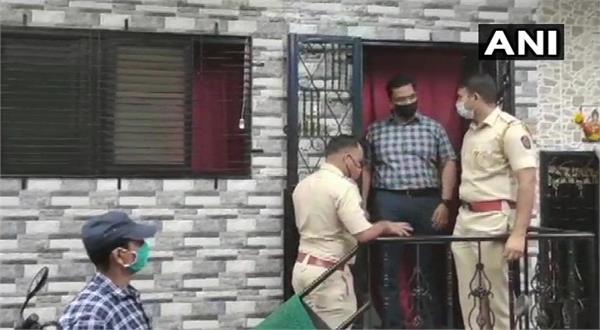 sushant case ncb takes samuel miranda for interrogation