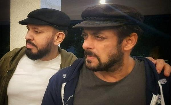 salman khan bodyguard shera shares a post