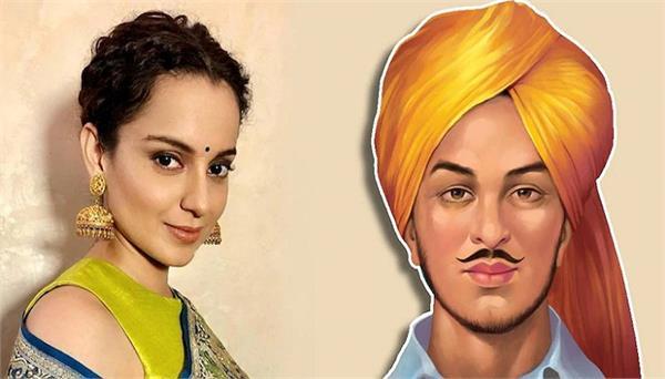 actor vishal compares kangana ranaut to bhagat singh