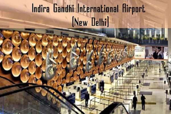 delhi airport important news for indigo or goair passengers