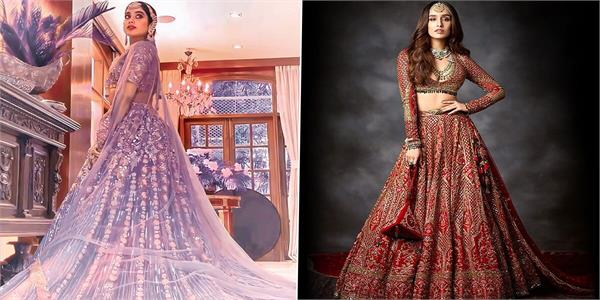 shraddha kapoor and janhvi kapoor bridal look
