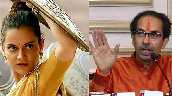 kangana ranaut slams uddhav thackeray says time wheel