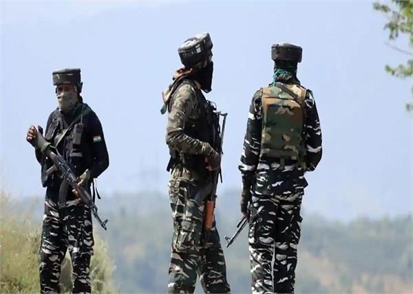 jammu kashmir security forces encounter 2 terrorists death