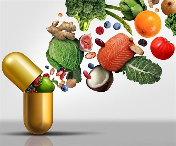 vitamins and diet supplements