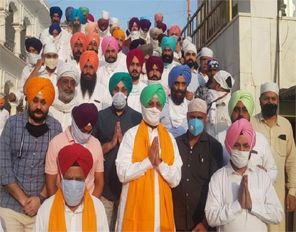 amritsar farmers death warrant signature partap singh bajwa