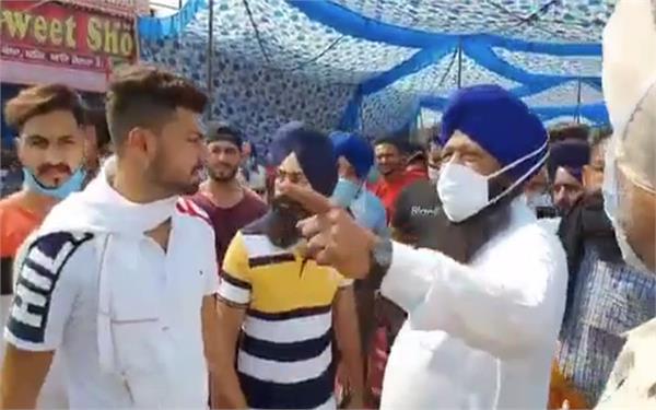 farmers akali protest