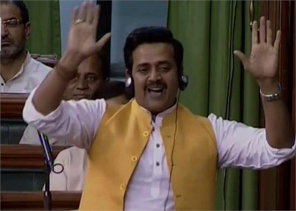 lok sabha ravi kishan drug trafficking issue