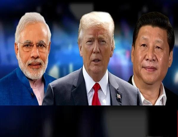 india china border america president donald trump