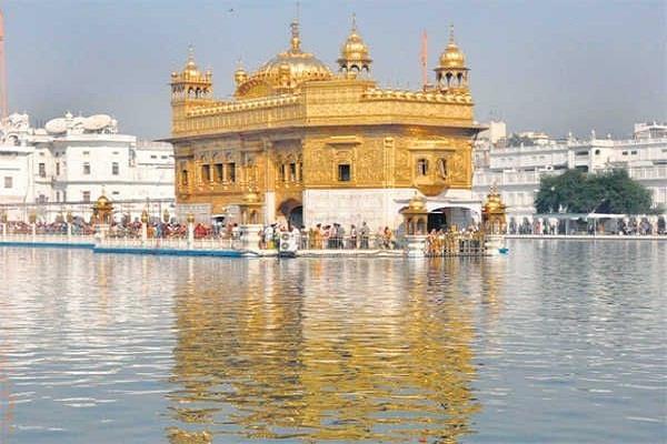 golden temple  canada india foundation