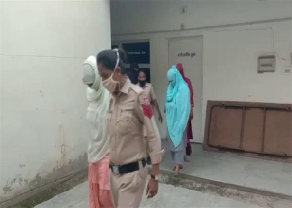 barnala police raids