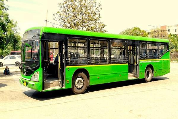 ctu bus service