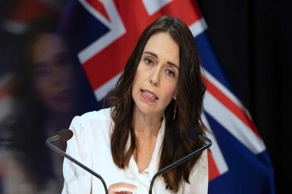 jacinda ardern new zealand australia travel